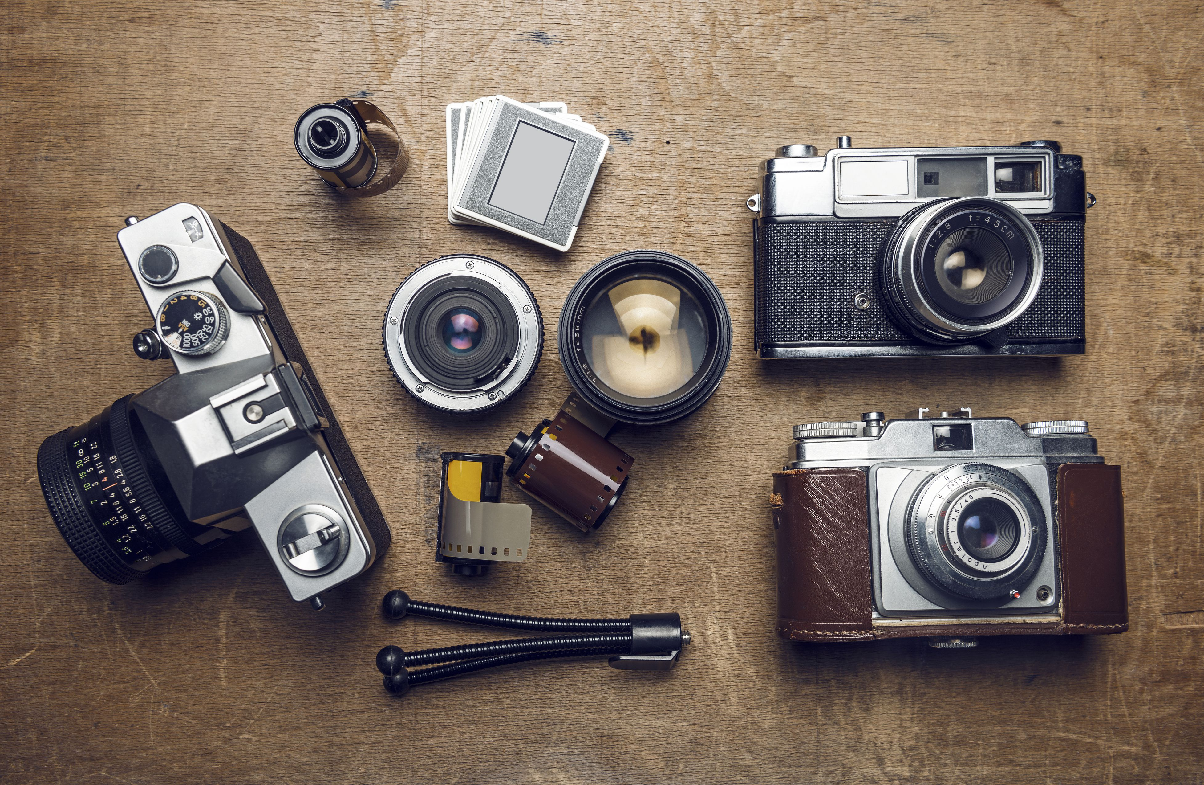 the history of photography pinholes to digital images