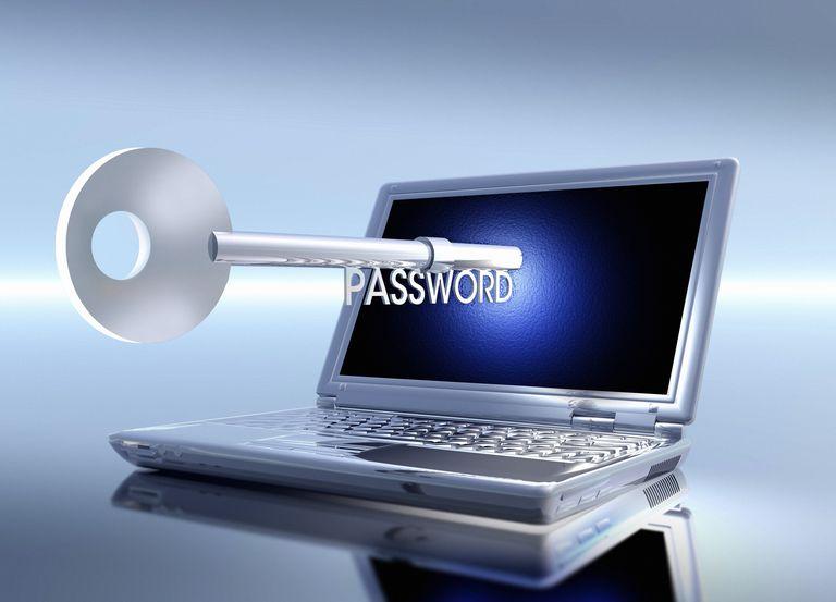 Data security, conceptual artwork