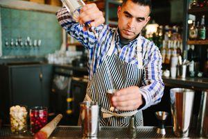 Hedley Bennett artisan aprons make cool foodservice uniforms