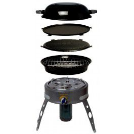 Cadac safari chef portable camping grill review - Cadac safari chef ...