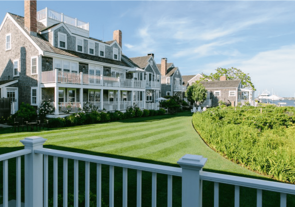 Harborview Nantucket Luxury Cottages