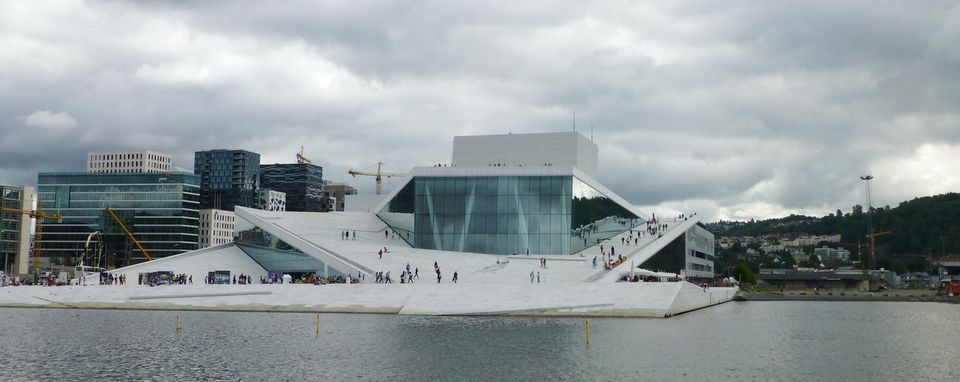 Norwegian National Ballet and Opera in Oslo