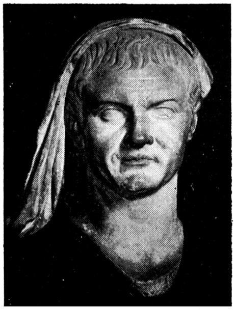 Roman Emperor Tiberius
