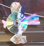 CD Fish Crafts