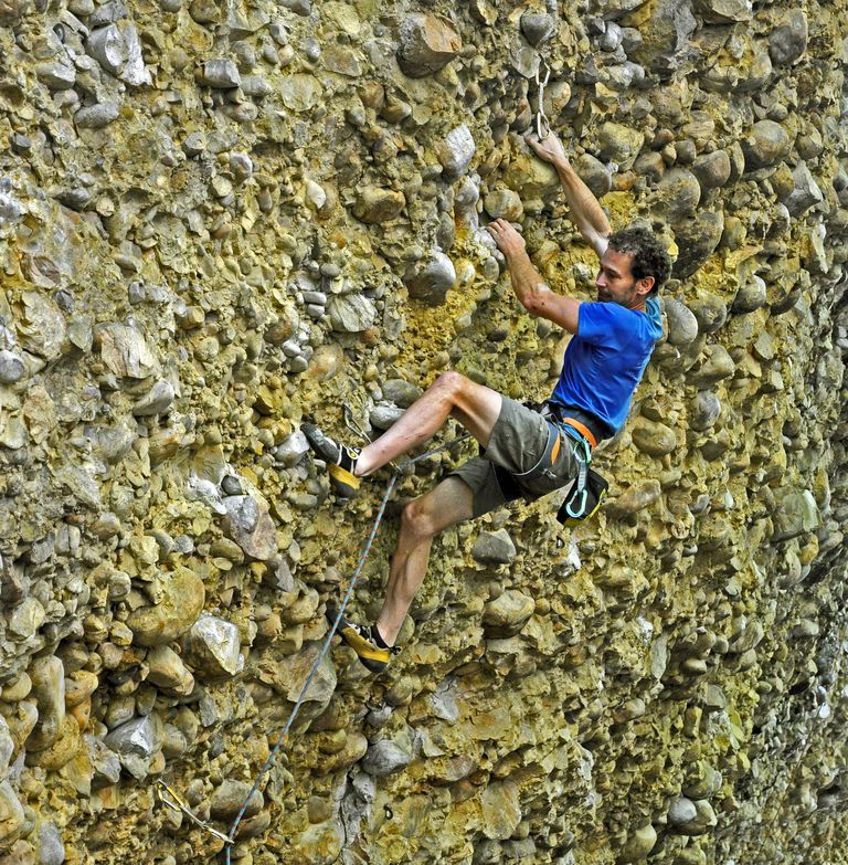 Maple Canyon in central Utah is one of the state's best sport climbing areas.