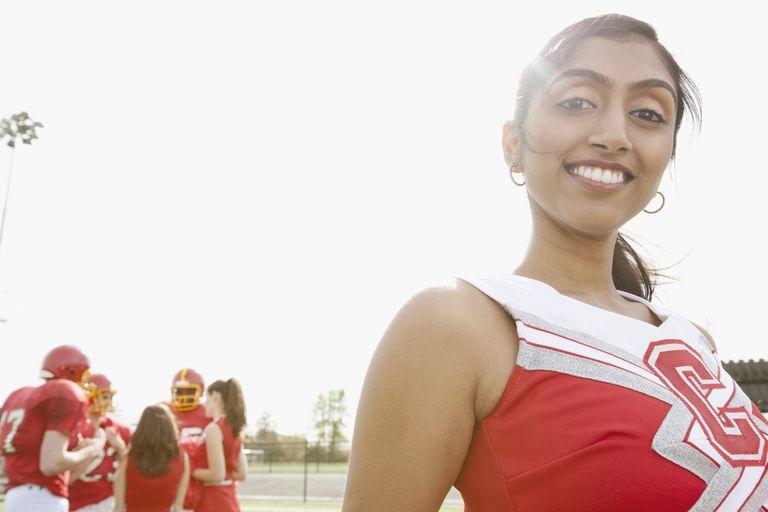 I got Squad Member. Quiz: Cheerleading 101