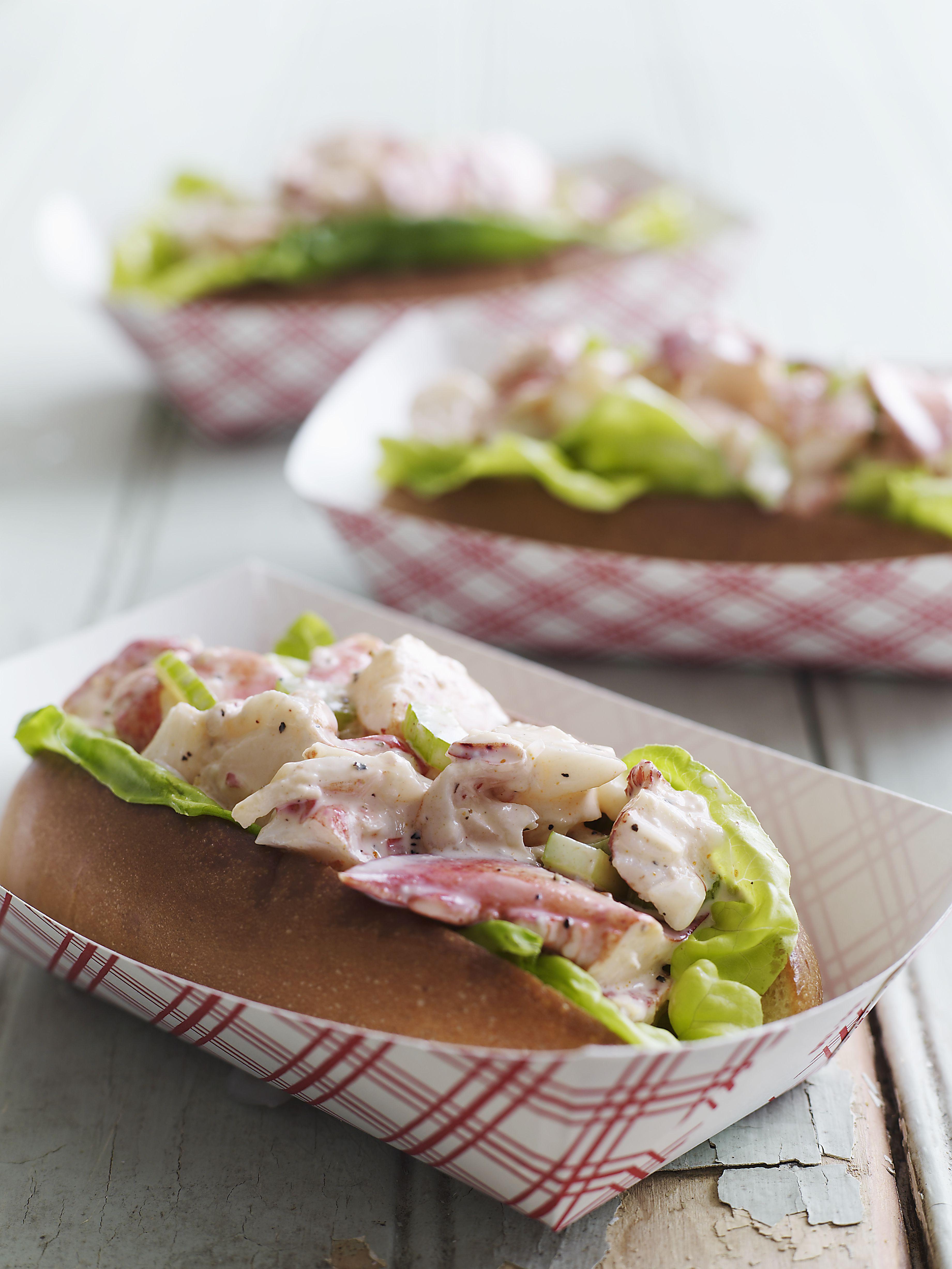 Recipe for Lobster Rolls, 2 Ways