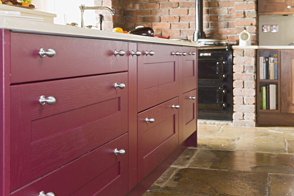 Modern Shaker Style Kitchen Cabinets