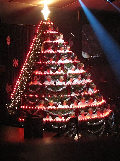living christmas tree - Living Christmas Tree