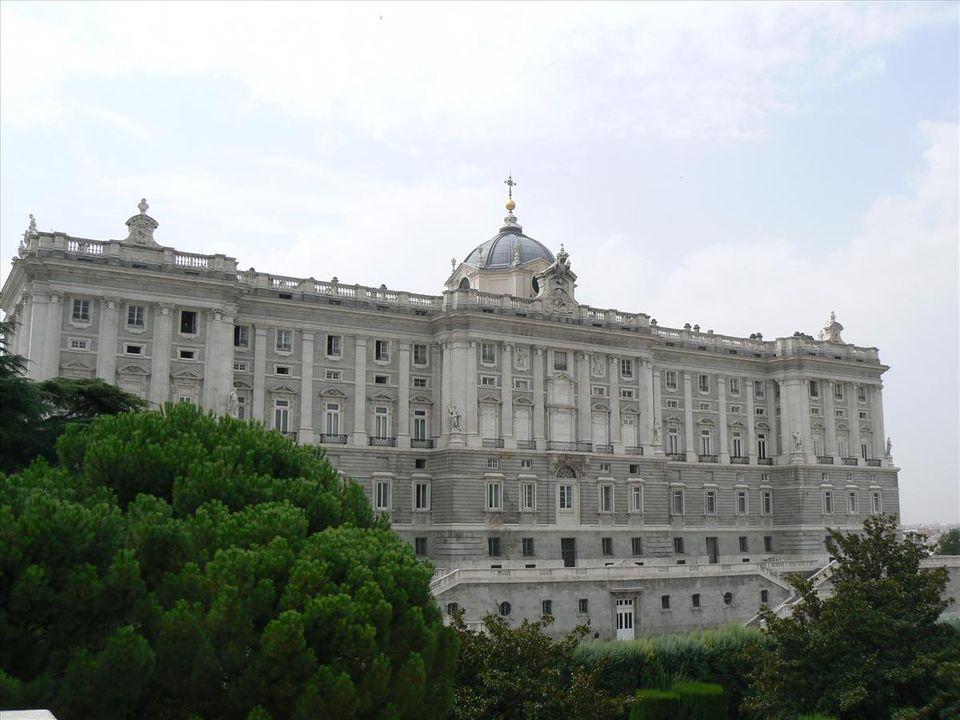 Royal Palace (Palacio Real), Madrid