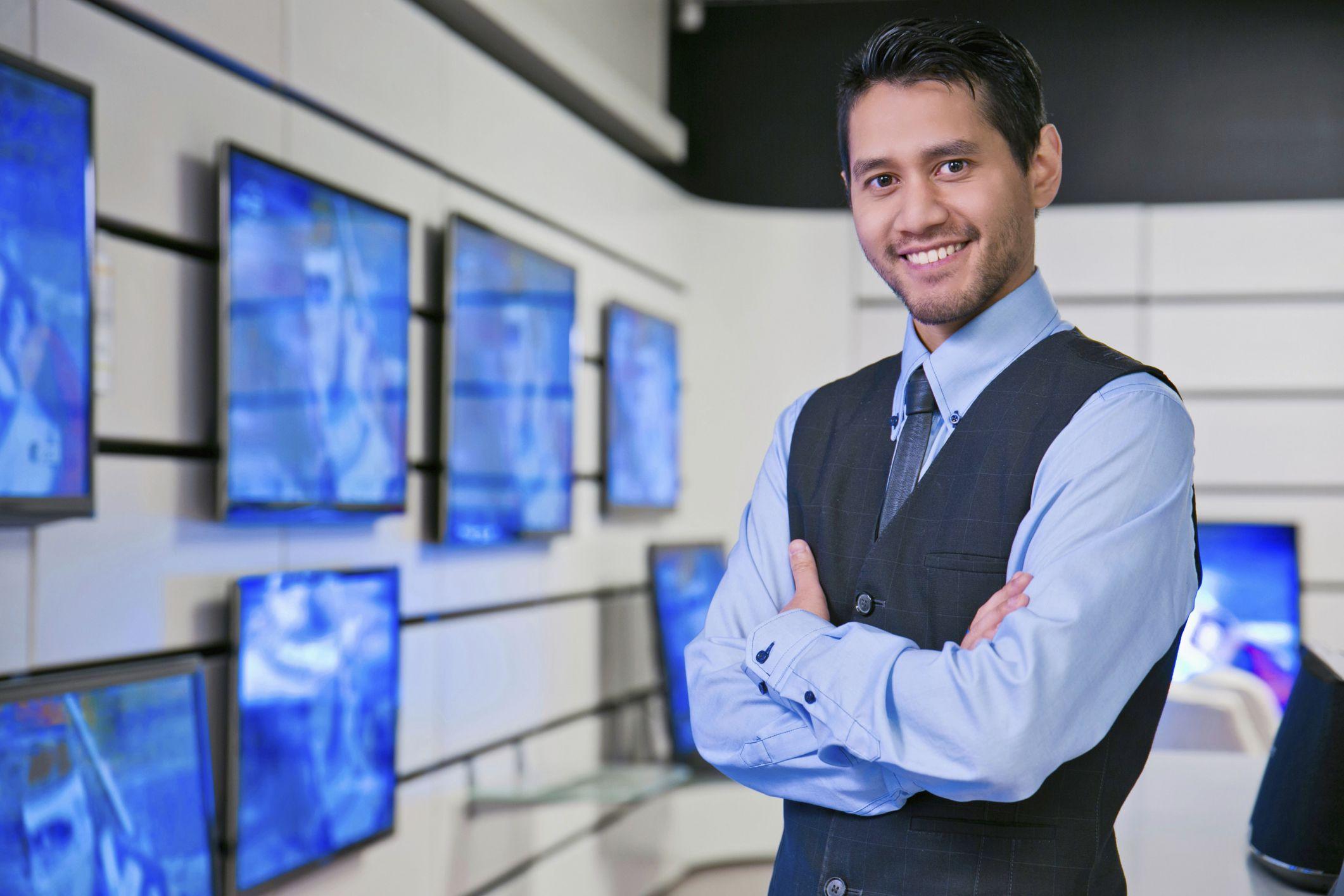 Busqueda de empleo: Ejemplo de currículum para un vendedor
