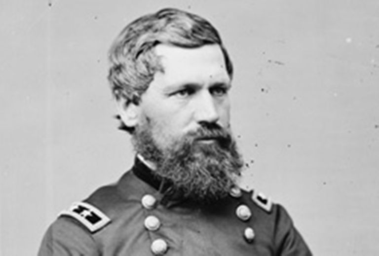 Oliver O. Howard during the Civil War