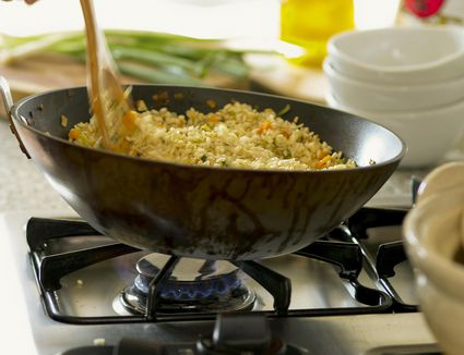 Fried rice recipe from leftovers luscious salmon fried rice is ready in minutes ccuart Images