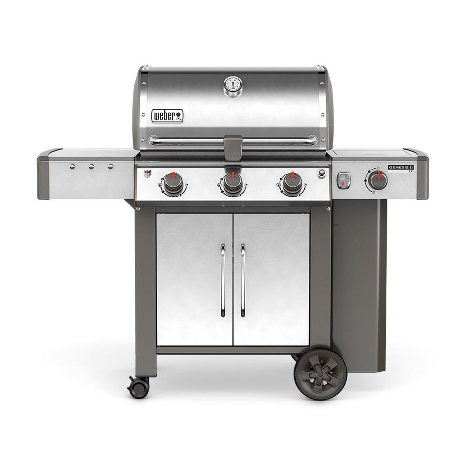 The Many Features of the Weber Genesis II LX S-340 Gas Grill