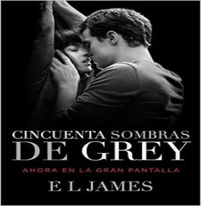 50 sombras de Grey Movie tie in edition