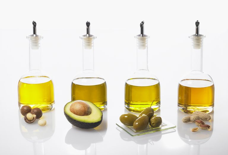 foods high in monounsaturated fats