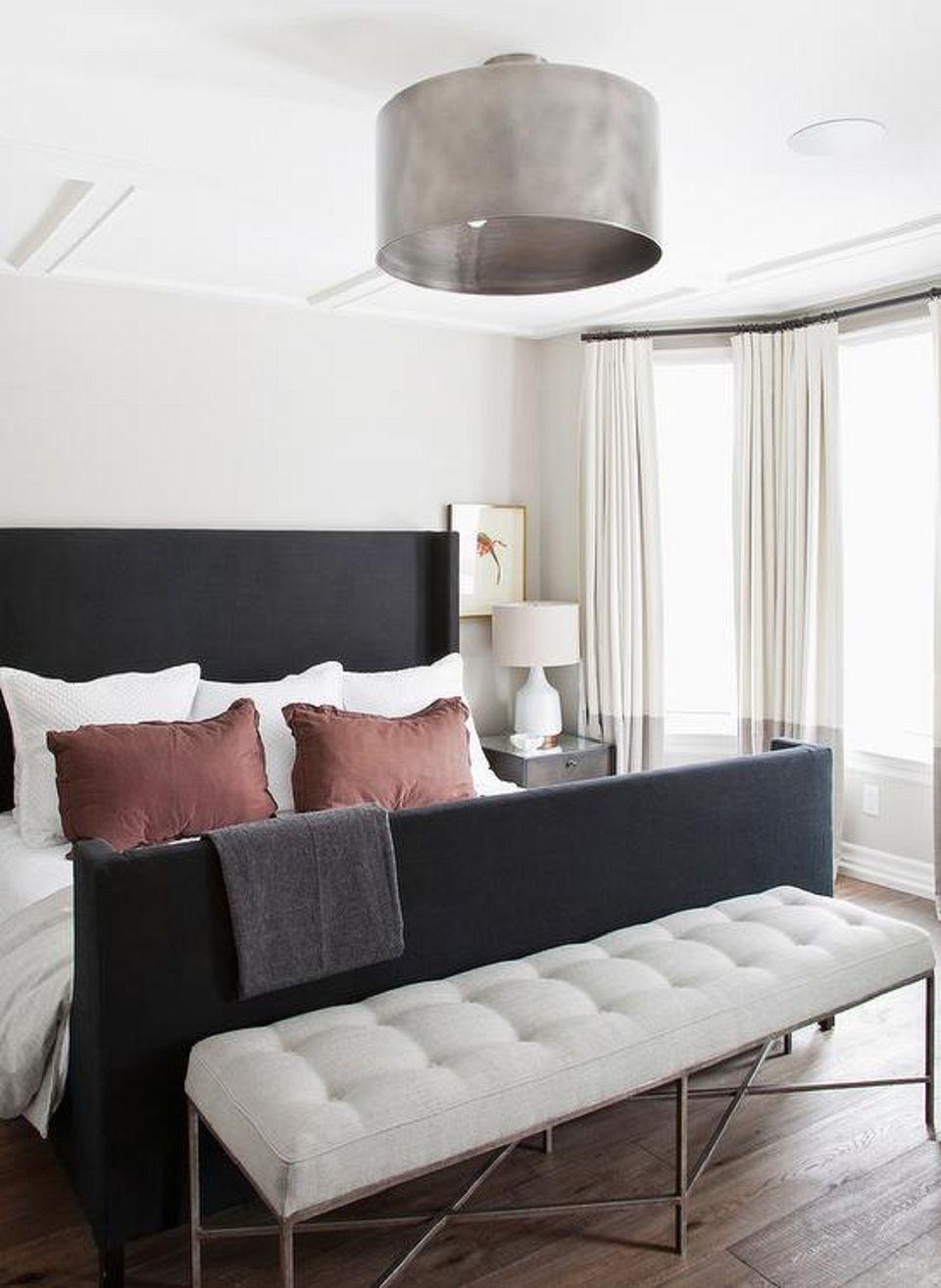 25 master bedroom lighting ideas Rope lighting master bedroom