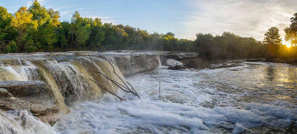 Lower McKinney Falls