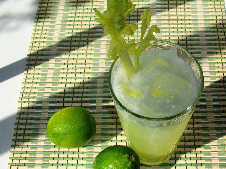 Limonada de apio