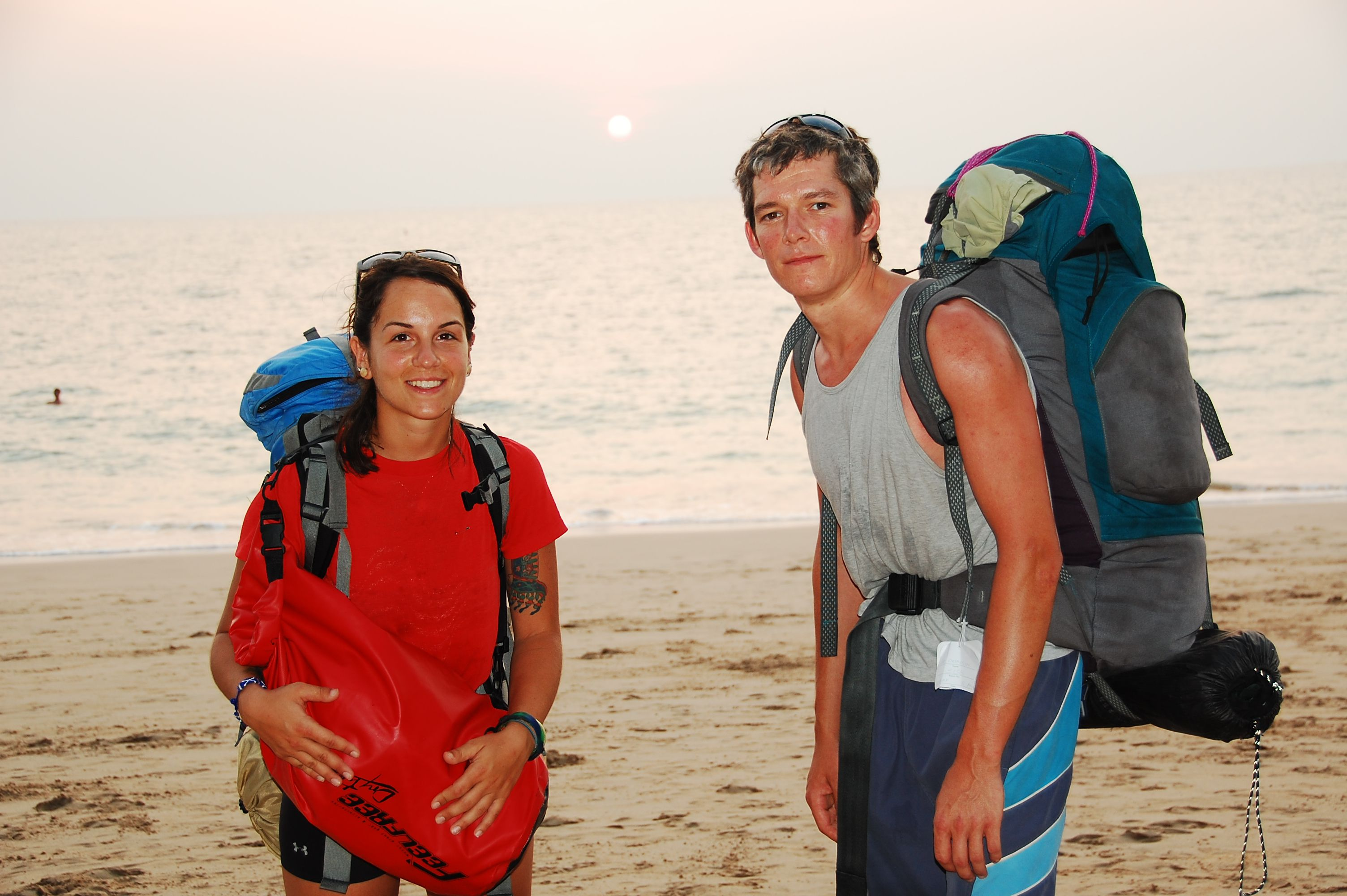 Backpacking In Asia Getting Started