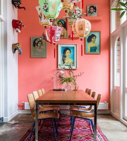 Color, Paint & Wallpaper Ideas