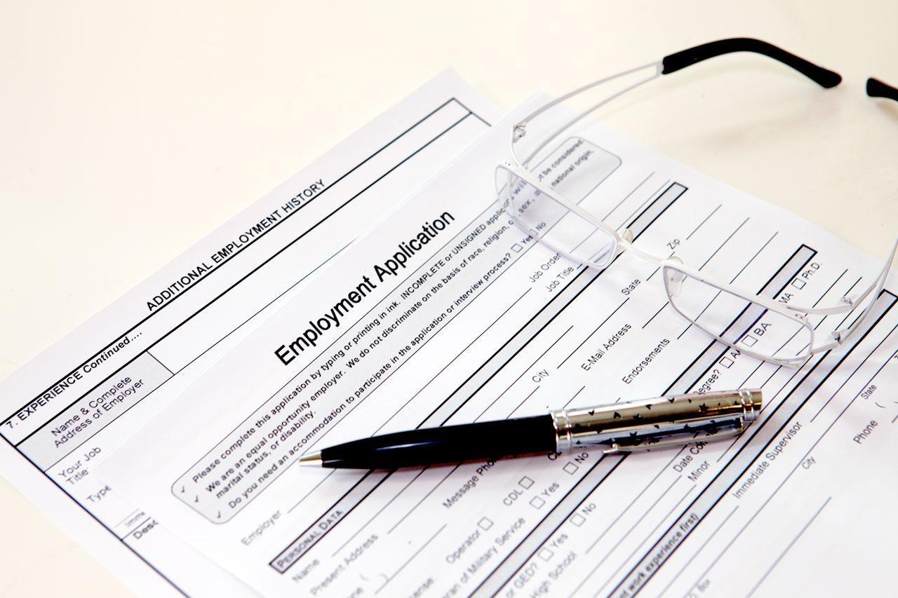 employment_application_155118225-56b085403df78cf772cf721c Job Application Form Filling Advice on part time, blank generic, free generic,
