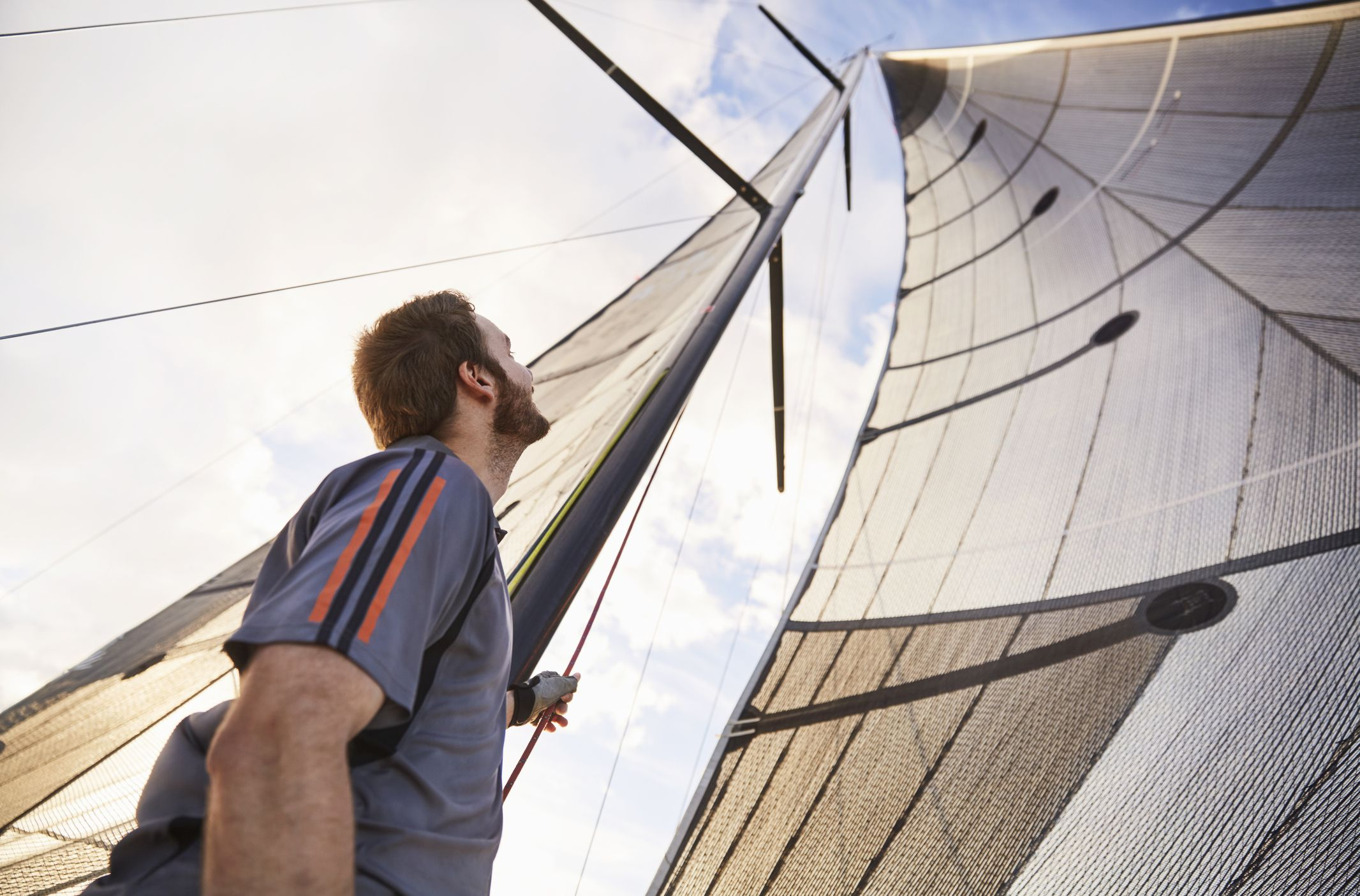 mainsail trimming an illustrated guide