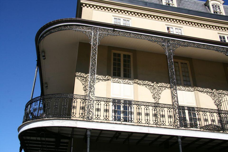 Creole Balcony