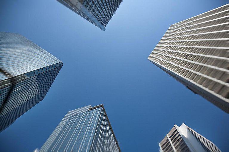 Hongkong Financial District