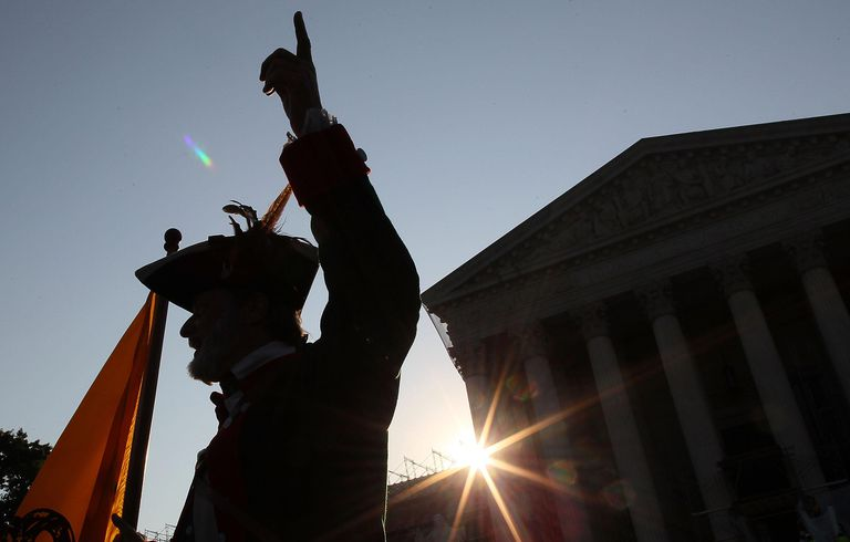 U.S. Awaits Supreme Court Decision On Affordable Care Act