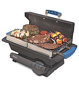 Woodflame Delecto Portable Grill