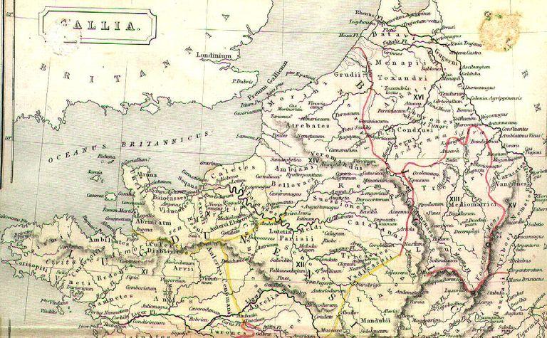 Northern Gaul
