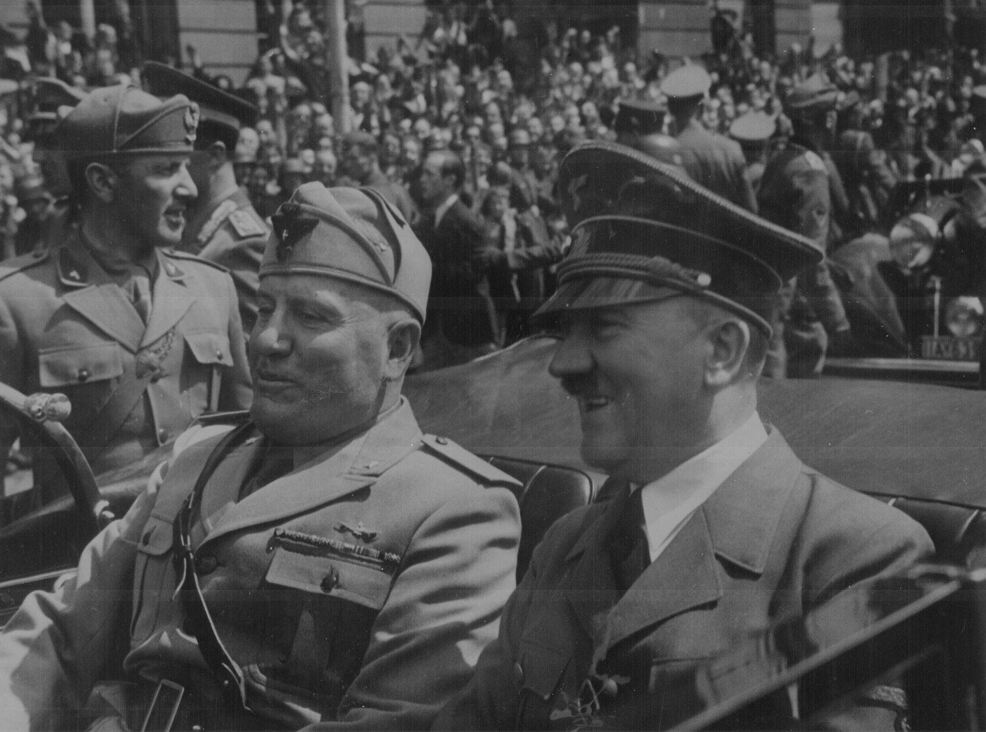 Hitler's Rise to Power: Timeline