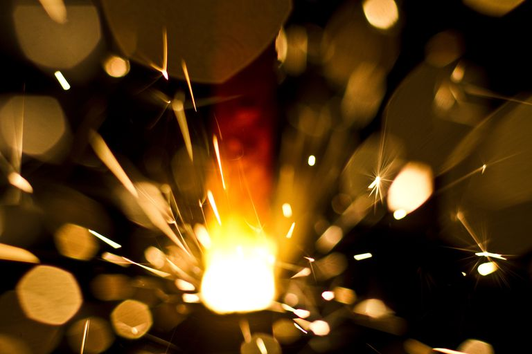 Oxidative stress is like a spark