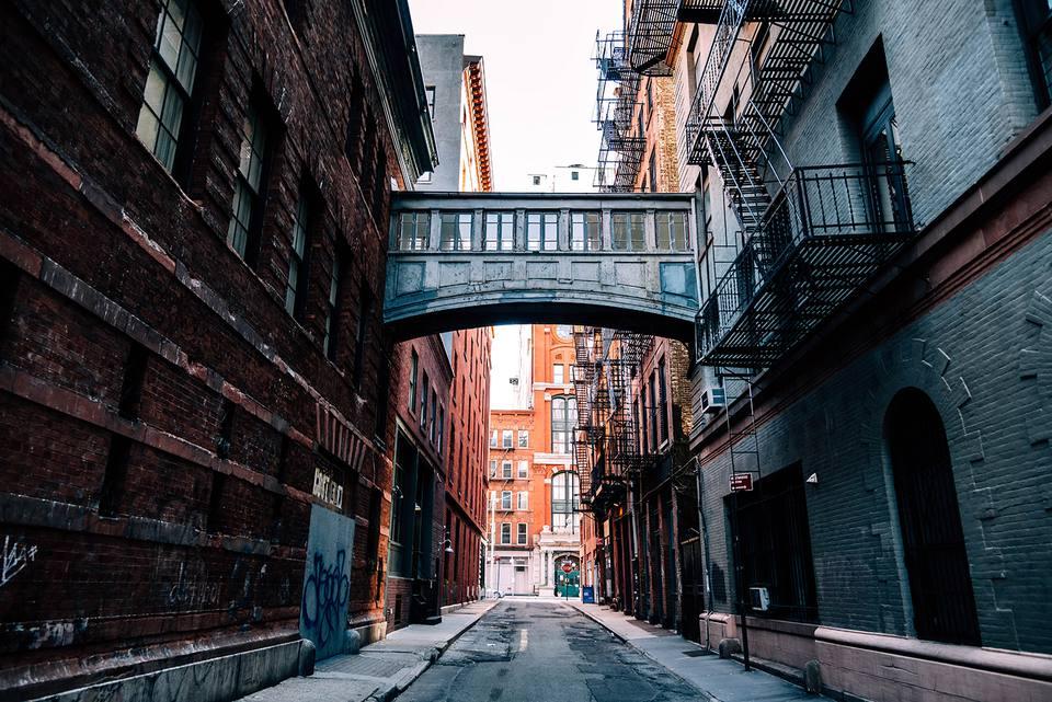 Tribeca Vibes, New York