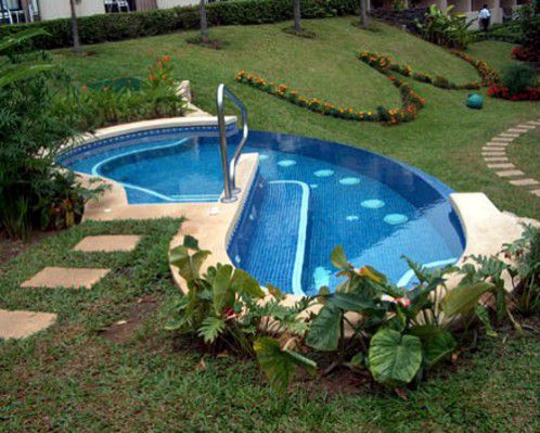Freeform Swimming Pool Designs and Shapes