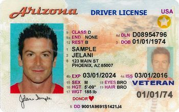 How to transfer your drivers license to florida arizona driver license travel id altavistaventures Gallery