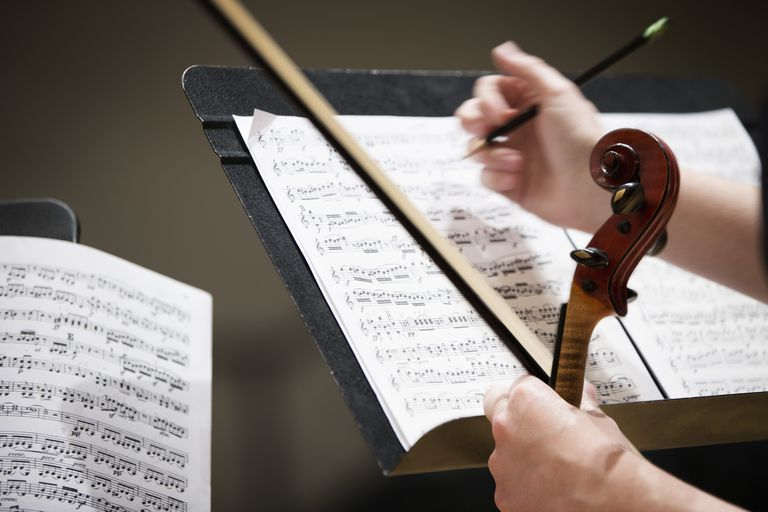A cadenza is often performed at the end of a movement with a virtuosic improvisation by a solo instrumentalist or singer.