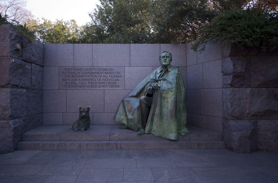 Franklin Delano Roosevelt Memorial