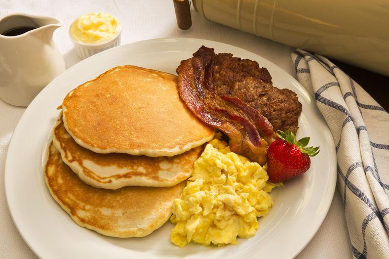 How to ruin breakfast