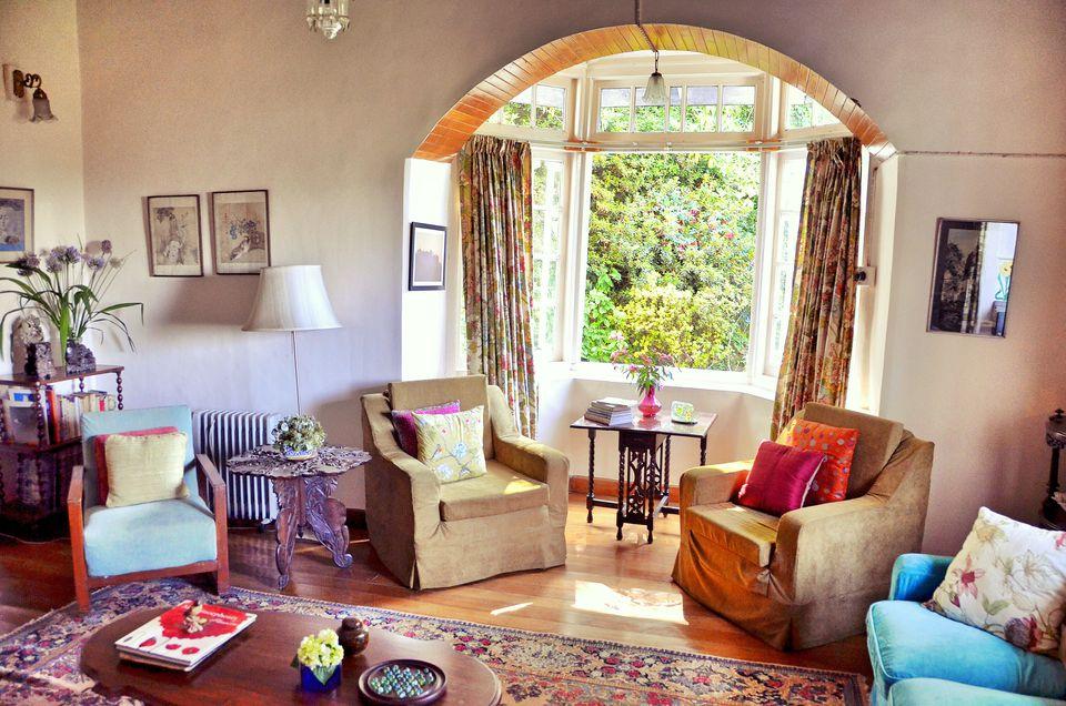 Sunnymead living room.
