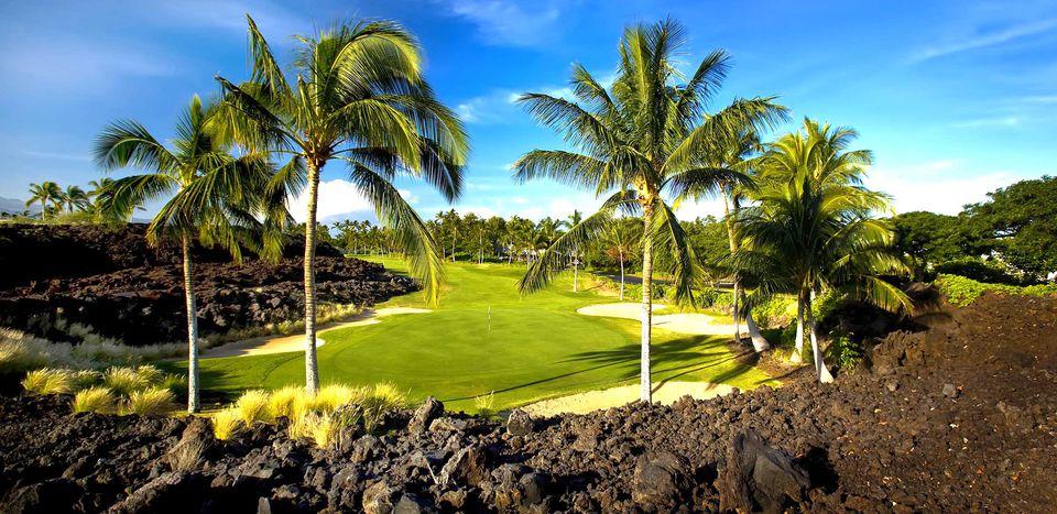 Waikoloa Beach Resort Golf