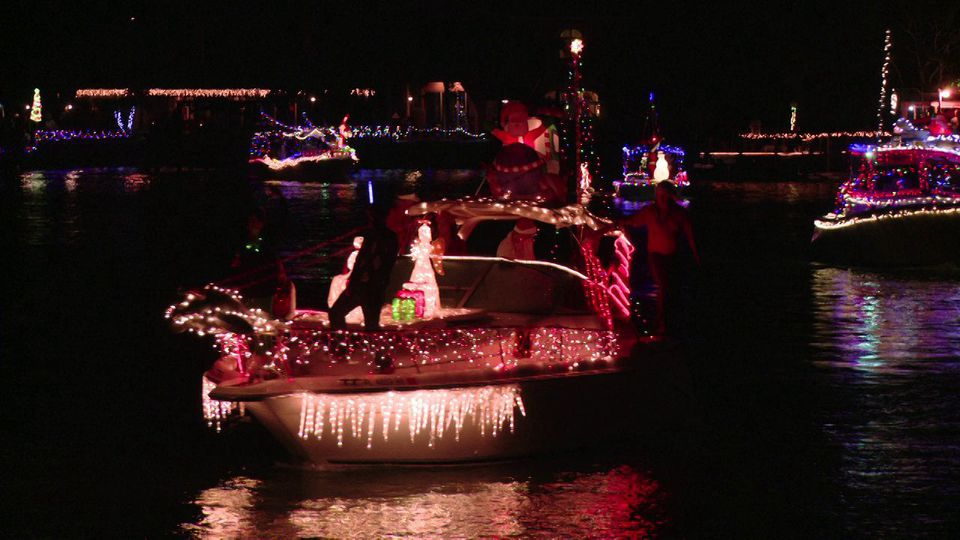 Parade of Lighted Boats