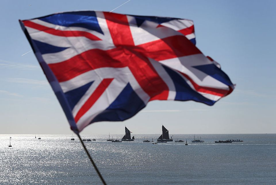 Dunkirk re-enactment