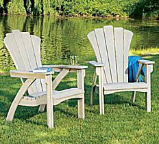 Gratis Adirondack Chair Plannen