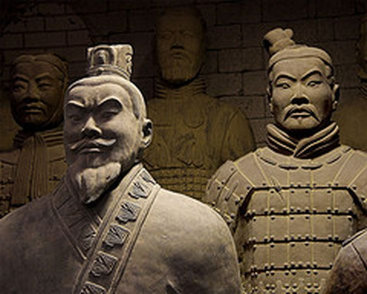 Qin shi huang biography of chinas first emperor why was qin shi huangdi buried with terracotta soldiers sciox Image collections