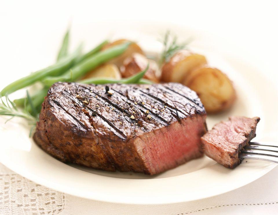 Proper meat temperatures