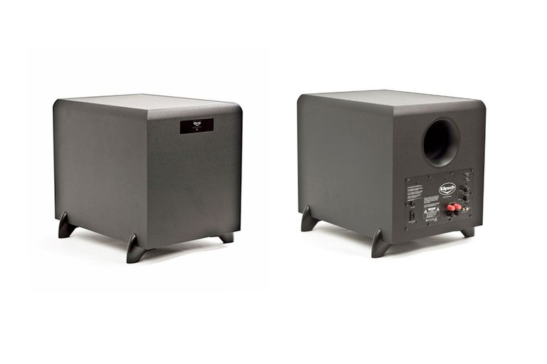 powered subwoofers that add big bass to your home theater. Black Bedroom Furniture Sets. Home Design Ideas
