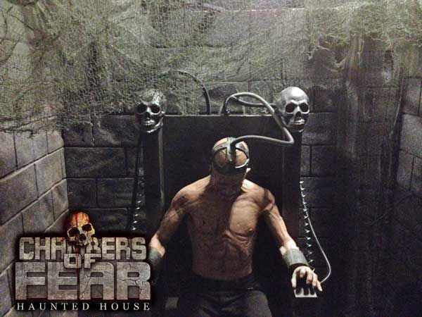 Chambers of Fear Haunted House
