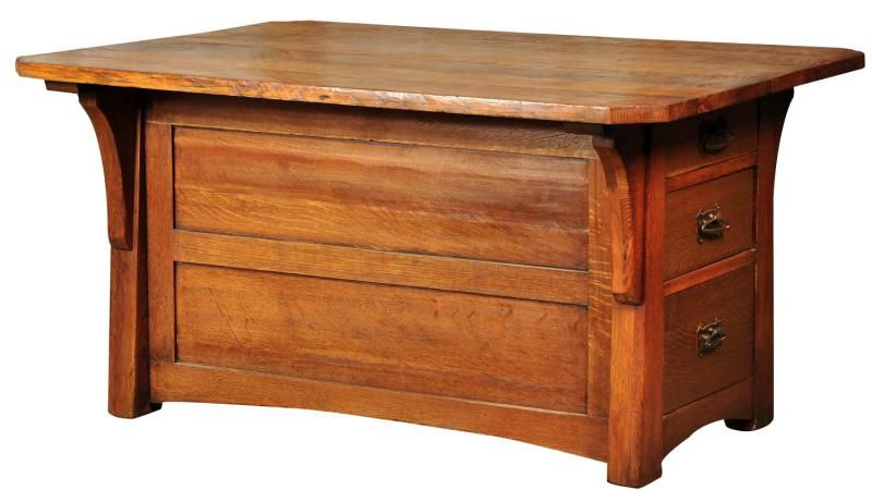 Limbert Partner's Desk - Identifying Antique Writing Desks And Storage Pieces